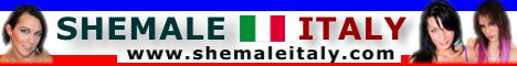 Shemale Italy Logo Banner